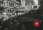 Image of Rioters on street New York United States USA, 1933, second 11 stock footage video 65675023844