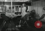 Image of model futuristic kitchen United States USA, 1950, second 2 stock footage video 65675023859