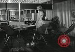 Image of model futuristic kitchen United States USA, 1950, second 3 stock footage video 65675023859