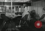 Image of model futuristic kitchen United States USA, 1950, second 5 stock footage video 65675023859