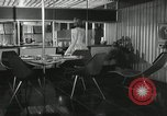 Image of model futuristic kitchen United States USA, 1950, second 7 stock footage video 65675023859