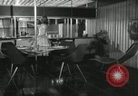 Image of model futuristic kitchen United States USA, 1950, second 8 stock footage video 65675023859