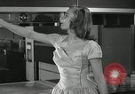 Image of model futuristic kitchen United States USA, 1950, second 9 stock footage video 65675023859