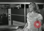 Image of model futuristic kitchen United States USA, 1950, second 11 stock footage video 65675023859