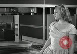 Image of model futuristic kitchen United States USA, 1950, second 12 stock footage video 65675023859