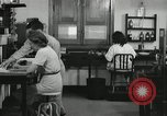 Image of Antilles Department Medical Laboratory San Juan Puerto Rico, 1946, second 10 stock footage video 65675023861