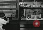 Image of Pathology Laboratory San Juan Puerto Rico, 1946, second 10 stock footage video 65675023865