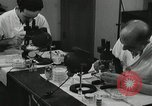 Image of Pathology Laboratory San Juan Puerto Rico, 1946, second 4 stock footage video 65675023866