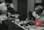 Image of Pathology Laboratory San Juan Puerto Rico, 1946, second 5 stock footage video 65675023866