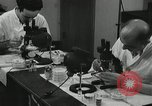 Image of Pathology Laboratory San Juan Puerto Rico, 1946, second 6 stock footage video 65675023866