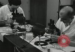 Image of Pathology Laboratory San Juan Puerto Rico, 1946, second 7 stock footage video 65675023866