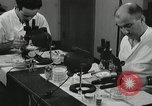 Image of Pathology Laboratory San Juan Puerto Rico, 1946, second 9 stock footage video 65675023866