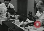 Image of Pathology Laboratory San Juan Puerto Rico, 1946, second 10 stock footage video 65675023866