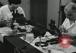 Image of Pathology Laboratory San Juan Puerto Rico, 1946, second 11 stock footage video 65675023866