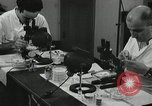 Image of Pathology Laboratory San Juan Puerto Rico, 1946, second 12 stock footage video 65675023866