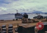 Image of USS Stone County Da Nang Vietnam, 1966, second 10 stock footage video 65675023898