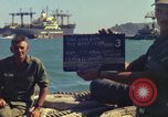 Image of Edward Shea Cam Ranh Bay Vietnam, 1966, second 2 stock footage video 65675023902