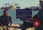 Image of Edward Shea Cam Ranh Bay Vietnam, 1966, second 7 stock footage video 65675023902
