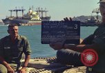 Image of Edward Shea Cam Ranh Bay Vietnam, 1966, second 8 stock footage video 65675023902