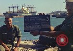 Image of Edward Shea Cam Ranh Bay Vietnam, 1966, second 12 stock footage video 65675023902