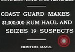 Image of Coastal guards Boston Massachusetts USA, 1930, second 10 stock footage video 65675023912