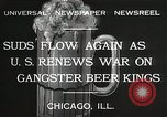 Image of Prohibition brewery destroyed Chicago Illinois USA, 1932, second 8 stock footage video 65675023921