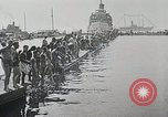 Image of Ontario Marathon Swim Toronto Ontario Canada, 1930, second 12 stock footage video 65675023926