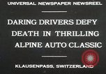 Image of Alpine Auto Classic Race Klausenpass Germany, 1930, second 3 stock footage video 65675023934