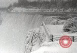Image of Waterfall Niagara Falls New York USA, 1931, second 9 stock footage video 65675023946