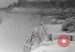Image of Waterfall Niagara Falls New York USA, 1931, second 10 stock footage video 65675023946