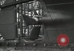 Image of launching of coast guard cutter United States USA, 1926, second 4 stock footage video 65675023950
