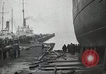 Image of launching of coast guard cutter United States USA, 1926, second 9 stock footage video 65675023950