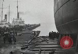 Image of launching of coast guard cutter United States USA, 1926, second 12 stock footage video 65675023950