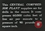 Image of Central compressor plant United States USA, 1927, second 8 stock footage video 65675023956