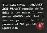 Image of Central compressor plant United States USA, 1927, second 12 stock footage video 65675023956
