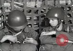 Image of Maintaining parachute United States USA, 1967, second 11 stock footage video 65675023961