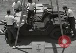 Image of Air-drop preparations United States USA, 1967, second 10 stock footage video 65675023963
