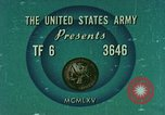 Image of Weapons of field artillery United States USA, 1965, second 3 stock footage video 65675023971