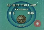 Image of Weapons of field artillery United States USA, 1965, second 4 stock footage video 65675023971