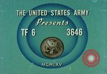 Image of Weapons of field artillery United States USA, 1965, second 5 stock footage video 65675023971