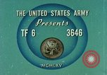 Image of Weapons of field artillery United States USA, 1965, second 8 stock footage video 65675023971