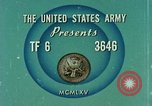 Image of Weapons of field artillery United States USA, 1965, second 9 stock footage video 65675023971