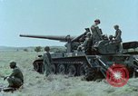 Image of field artillery weapons United States USA, 1965, second 2 stock footage video 65675023972