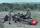 Image of M102 howitzer United States USA, 1965, second 11 stock footage video 65675023974