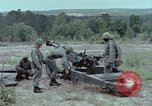 Image of M102 howitzer United States USA, 1965, second 12 stock footage video 65675023974
