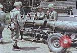 Image of 318mm rocket MGR-3A United States USA, 1965, second 8 stock footage video 65675023983