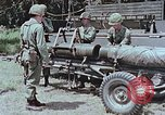 Image of 318mm rocket MGR-3A United States USA, 1965, second 9 stock footage video 65675023983