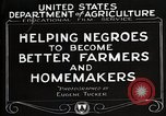 Image of Negro farmer United States USA, 1921, second 6 stock footage video 65675023989