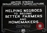 Image of Negro farmer United States USA, 1921, second 7 stock footage video 65675023989