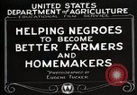 Image of Negro farmer United States USA, 1921, second 9 stock footage video 65675023989